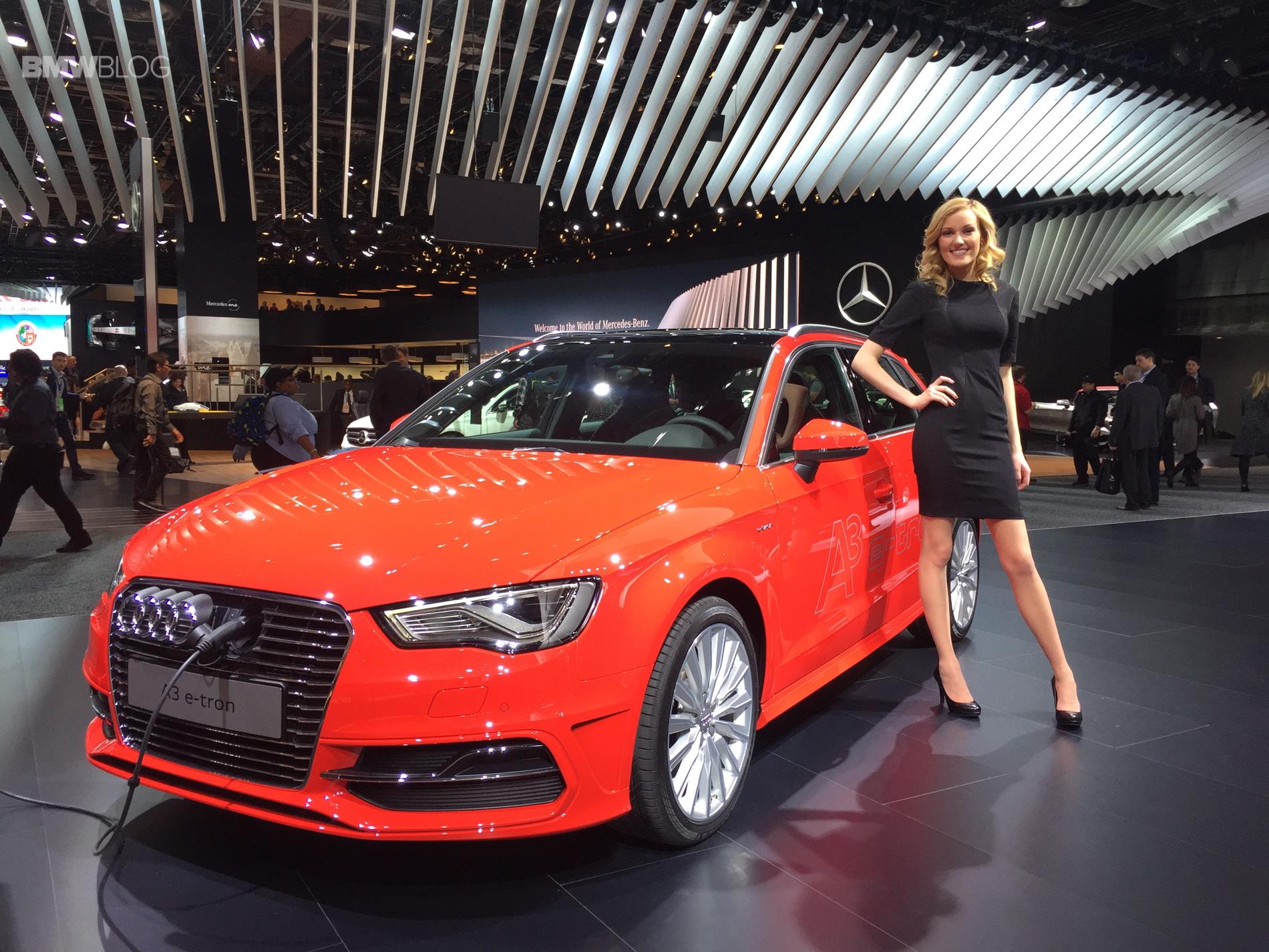 2016 Audi A3 e tron images 1