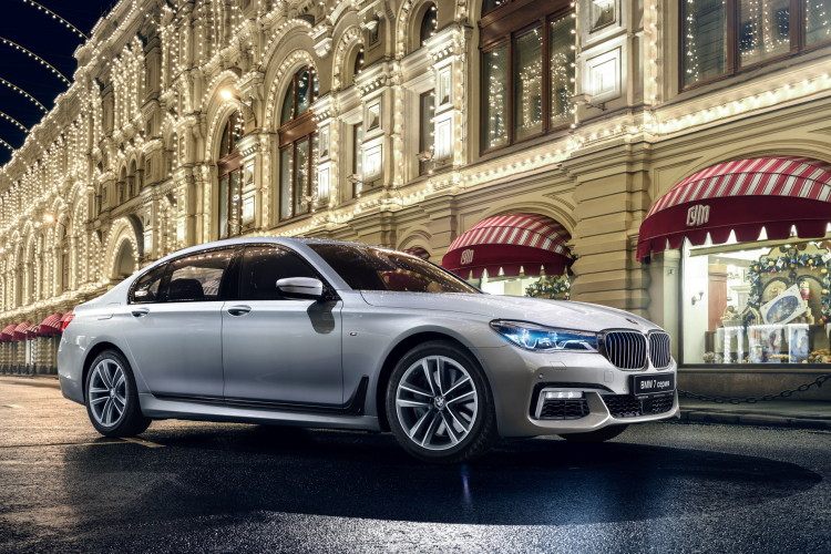 2016 BMW 7 Series luxury images 20 750x500