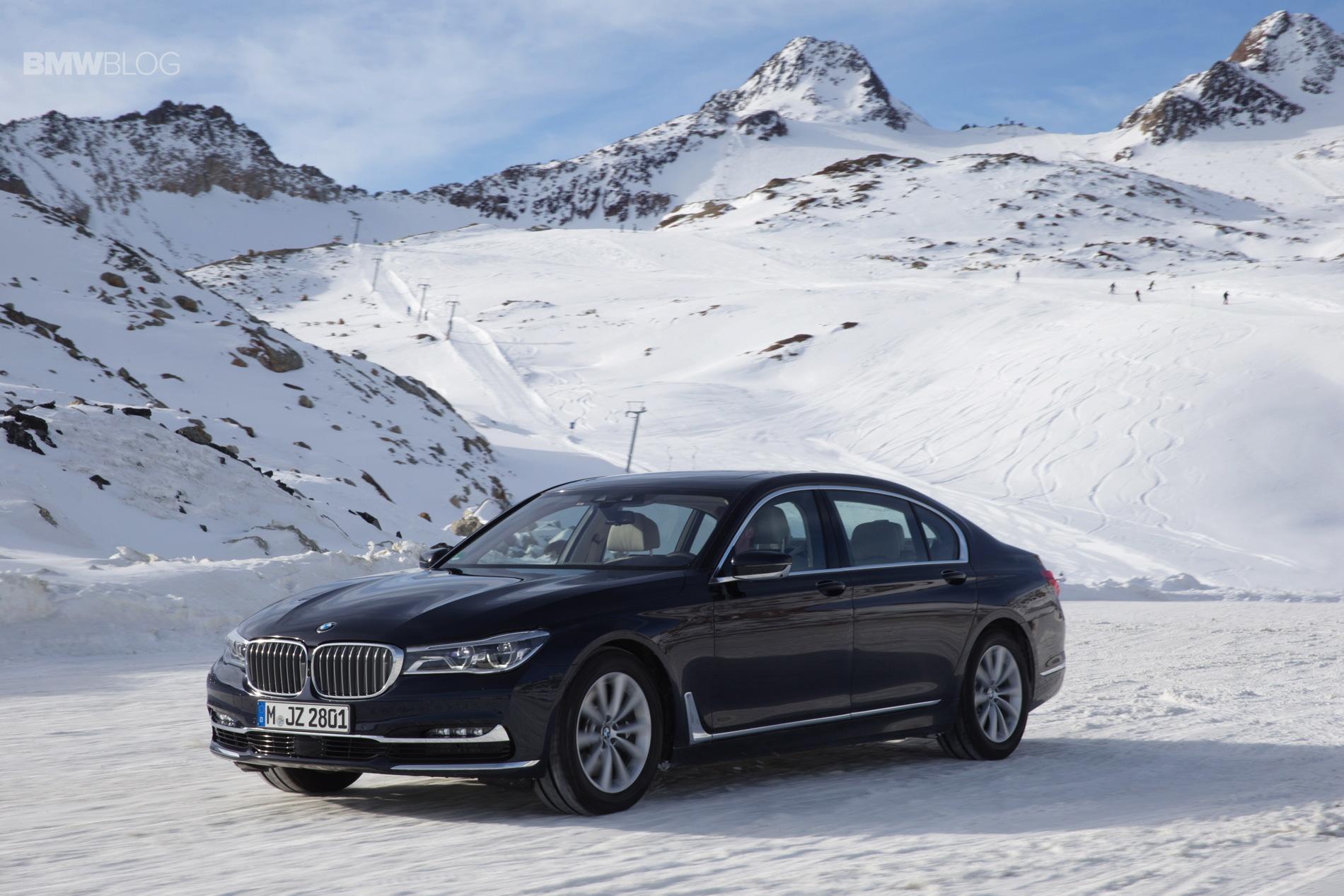 2016 BMW 750Li xDrive 6