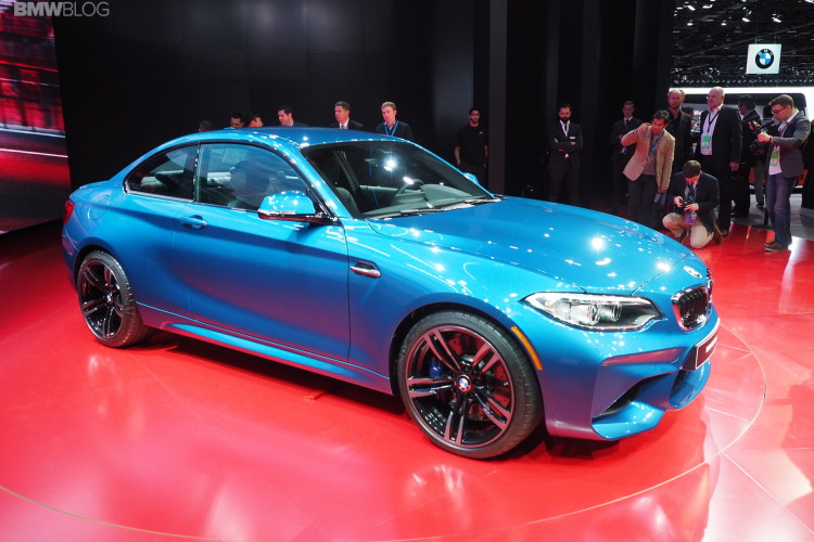 2016 BMW M2 NAIAS 10 750x500