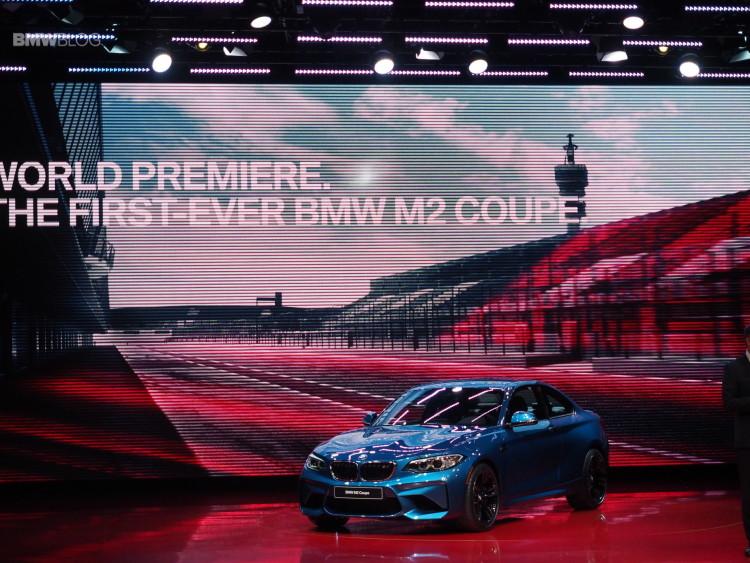 2016 BMW M2 NAIAS 2 750x563