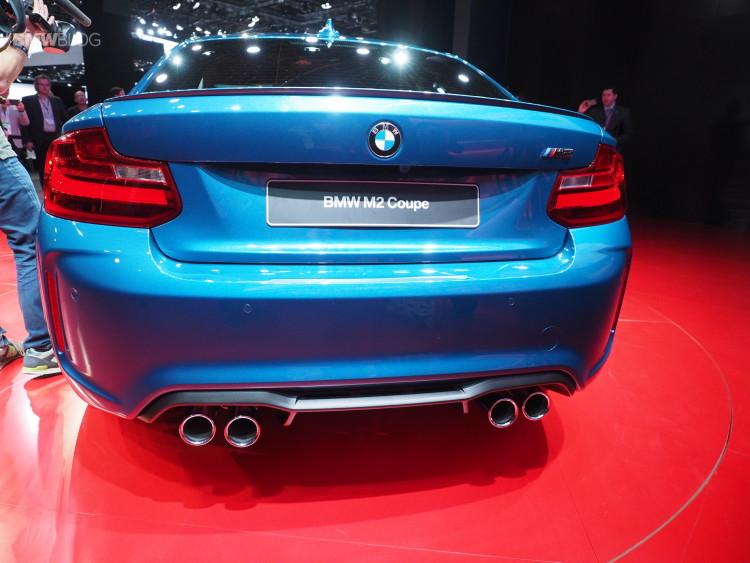 2016 BMW M2 NAIAS 21 750x563