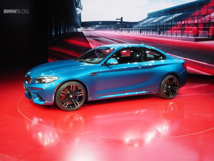 2016 BMW M2 NAIAS 30 750x563