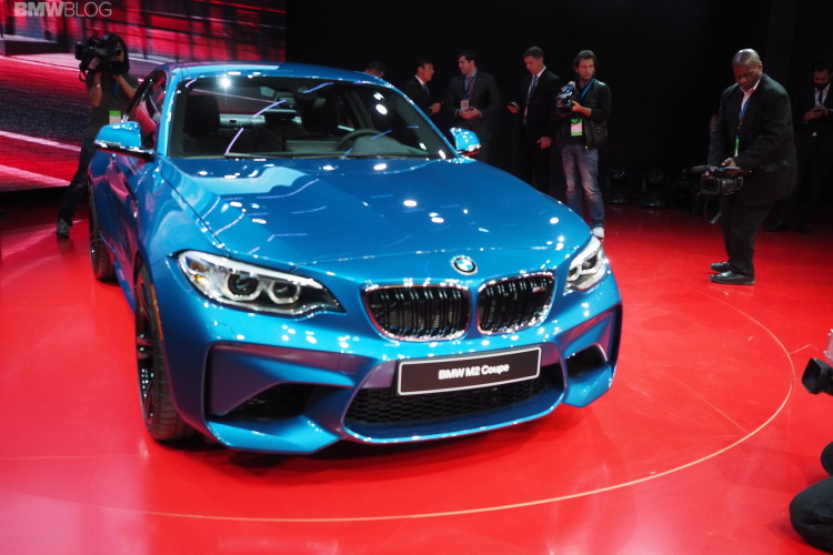 2016 BMW M2 NAIAS 4 750x500