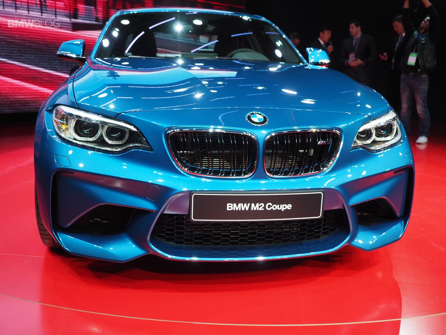 2016 BMW M2 NAIAS 6