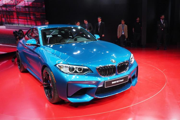 2016 BMW M2 NAIAS 9 750x500
