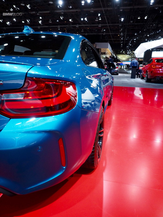2016 BMW M2 Photos Detroit Auto Show 17 563x750