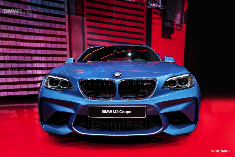 2016 BMW M2 wallpapers 1 750x500