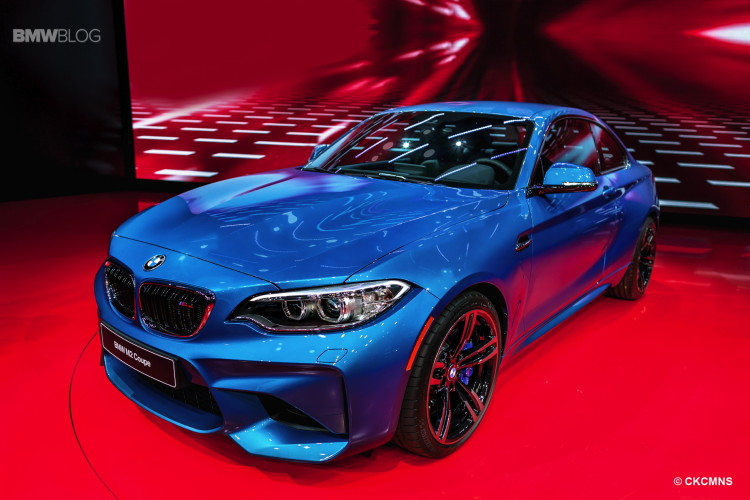 2016 BMW M2 wallpapers 5 750x500