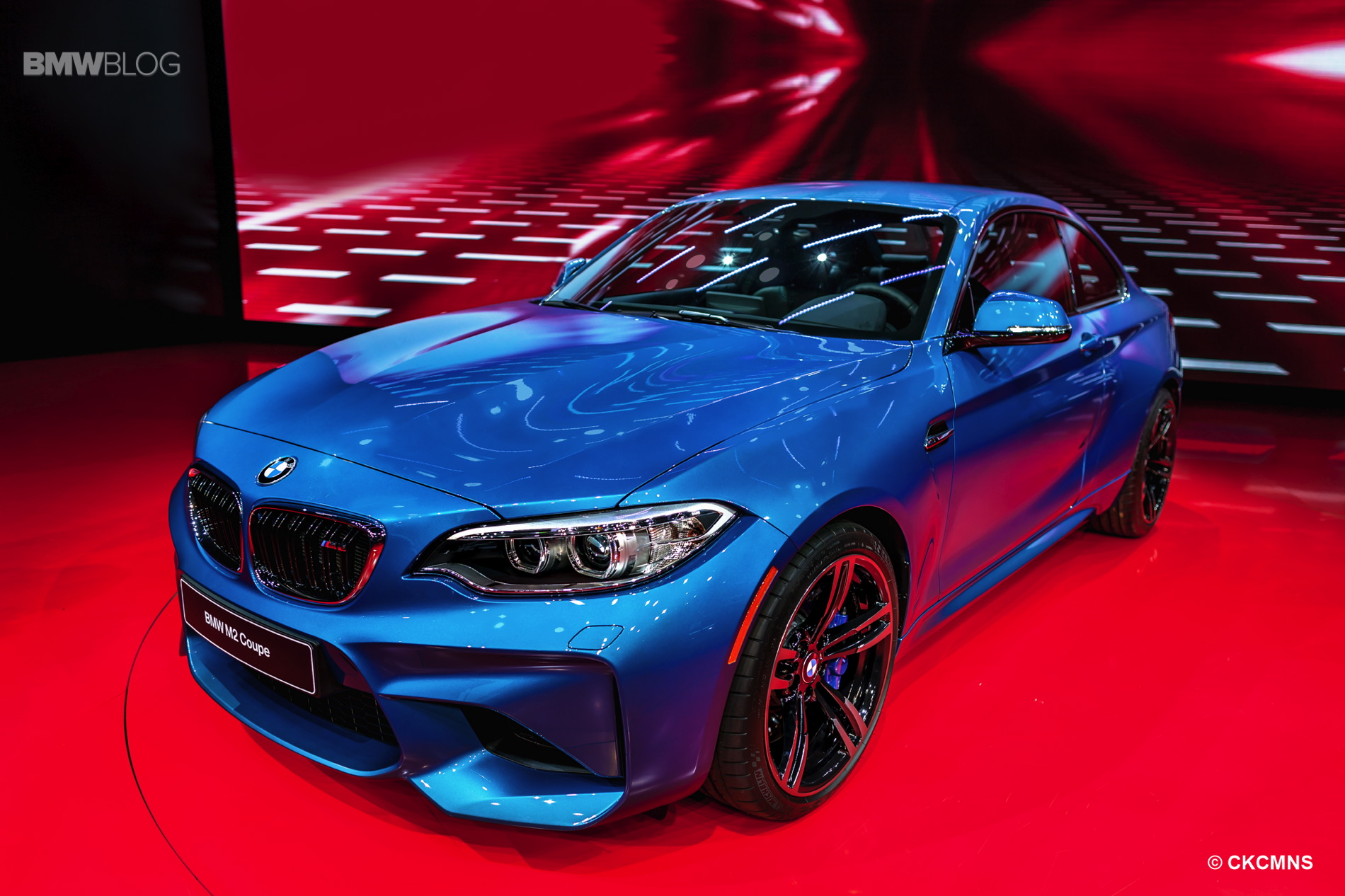 Download Our Bmw M2 Wallpapers From The 2016 Detroit Auto Show