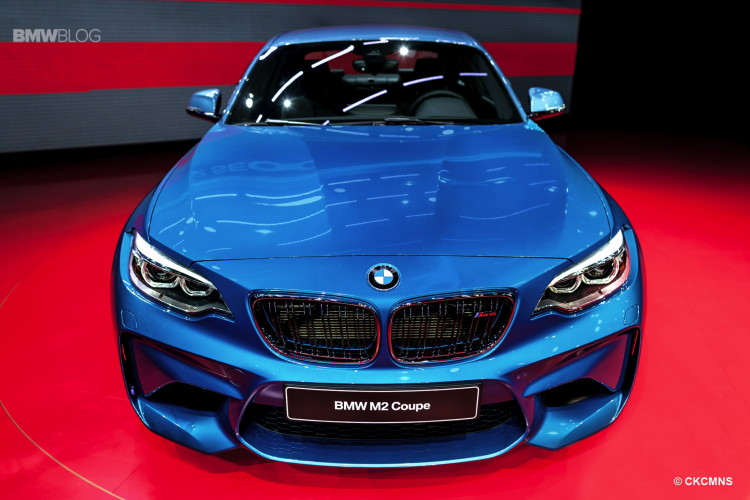 2016 BMW M2 wallpapers 6 750x500