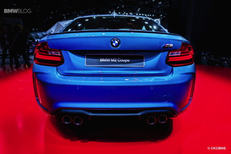 2016 BMW M2 wallpapers 9 750x500