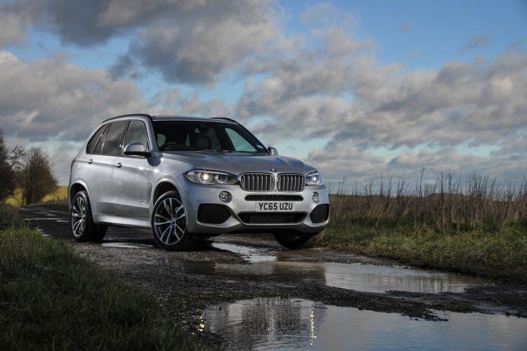 2016 BMW X5 xDrive40e images UK 16 750x500