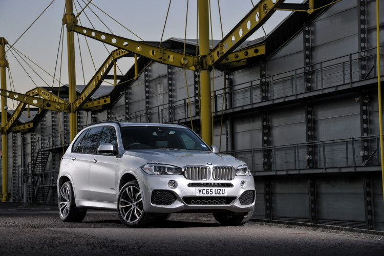2016 BMW X5 xDrive40e images UK 39 750x500