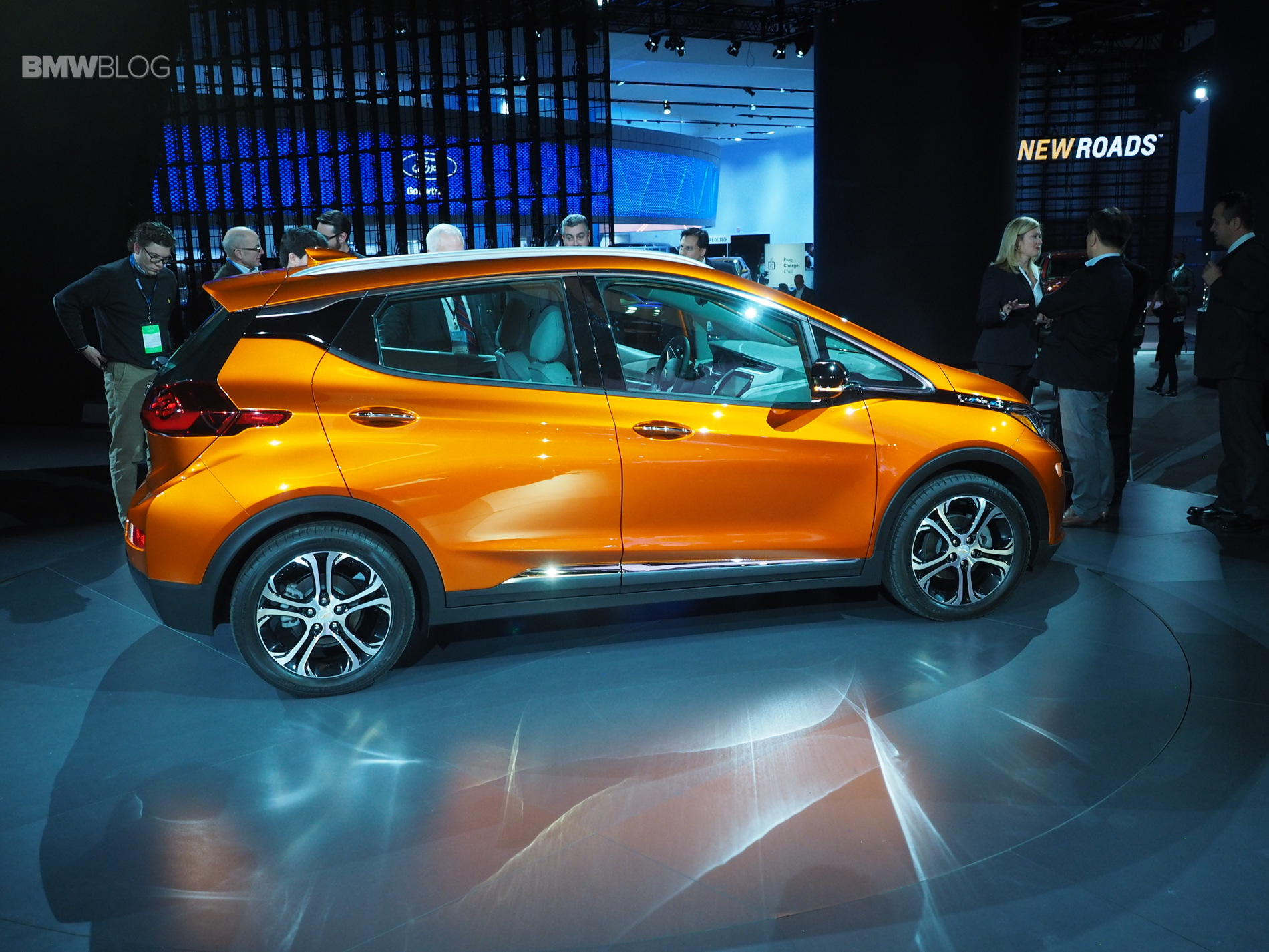 2016 Chevy Bolt Detroit Auto Show 4