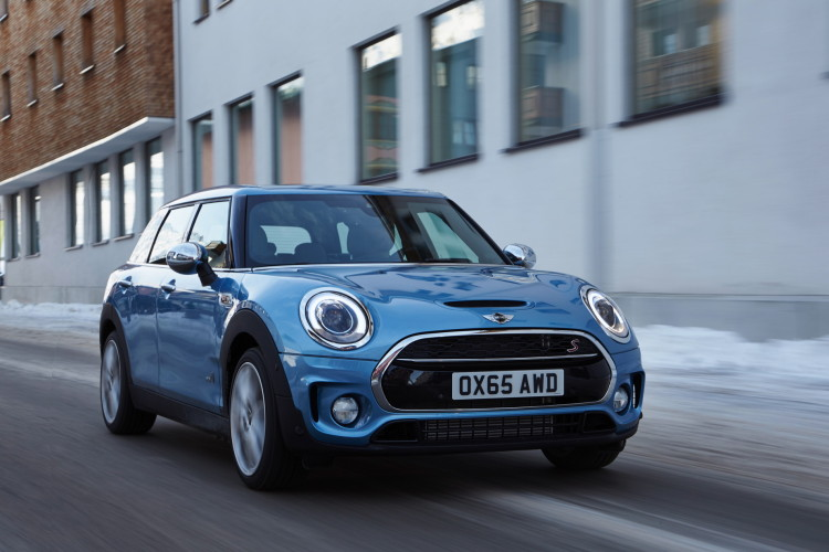 Mini Clubman Demand Outpaces Stock