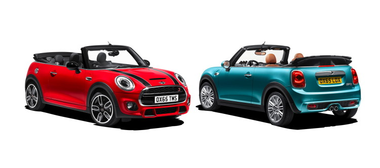 2016 MINI Convertible images 4 750x332