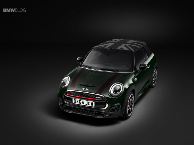 2016 MINI John Cooper Works Convertible 1 750x562