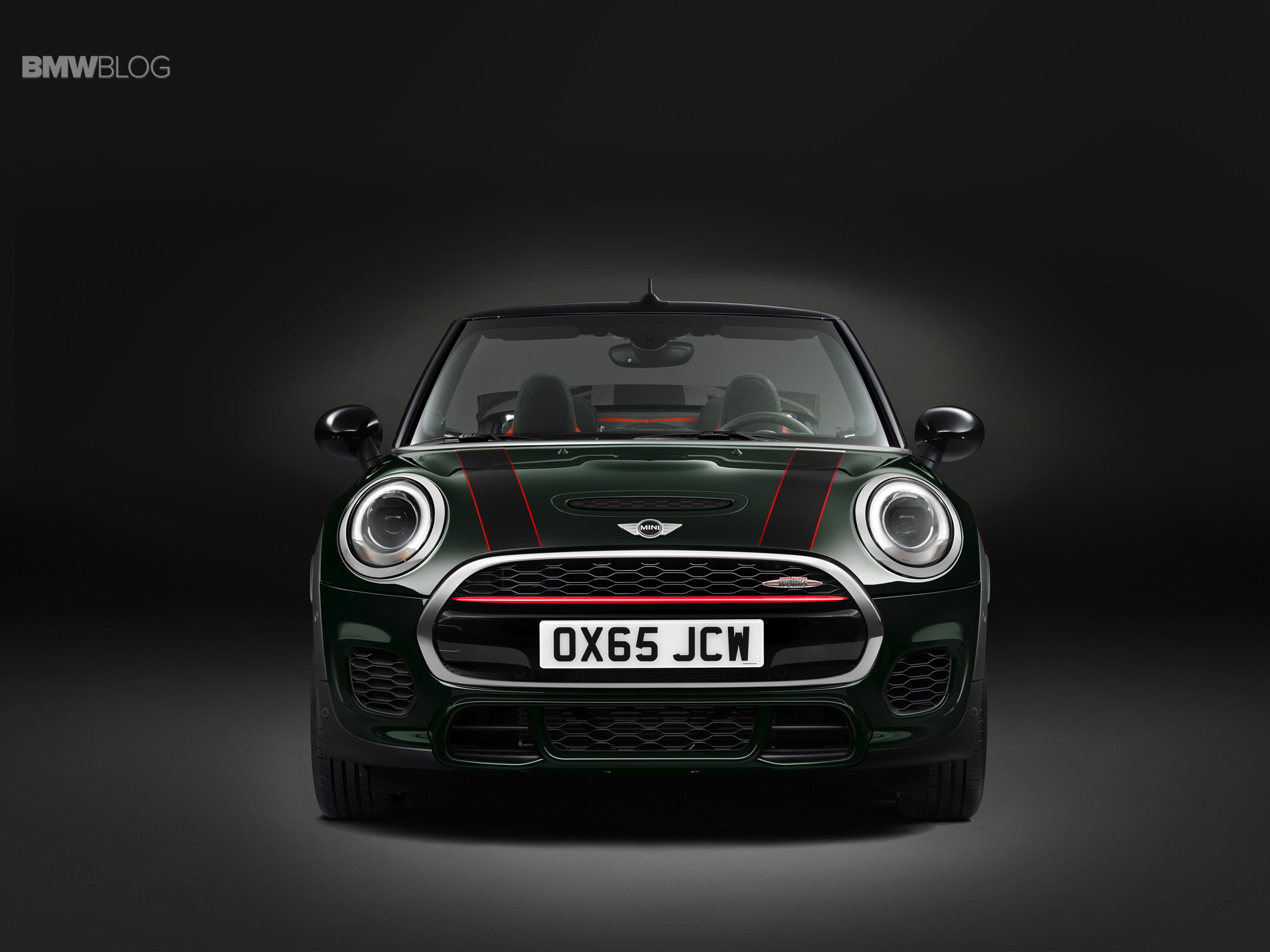 2016 MINI John Cooper Works Convertible 11