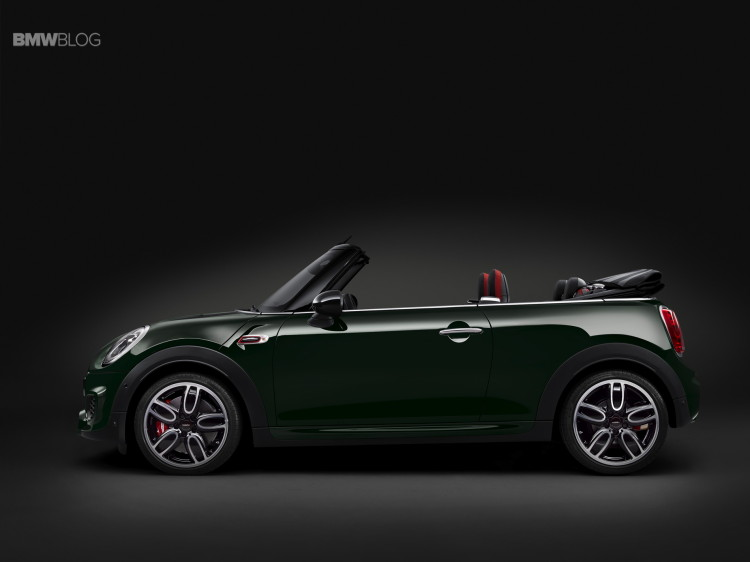 2016 MINI John Cooper Works Convertible 15 750x562