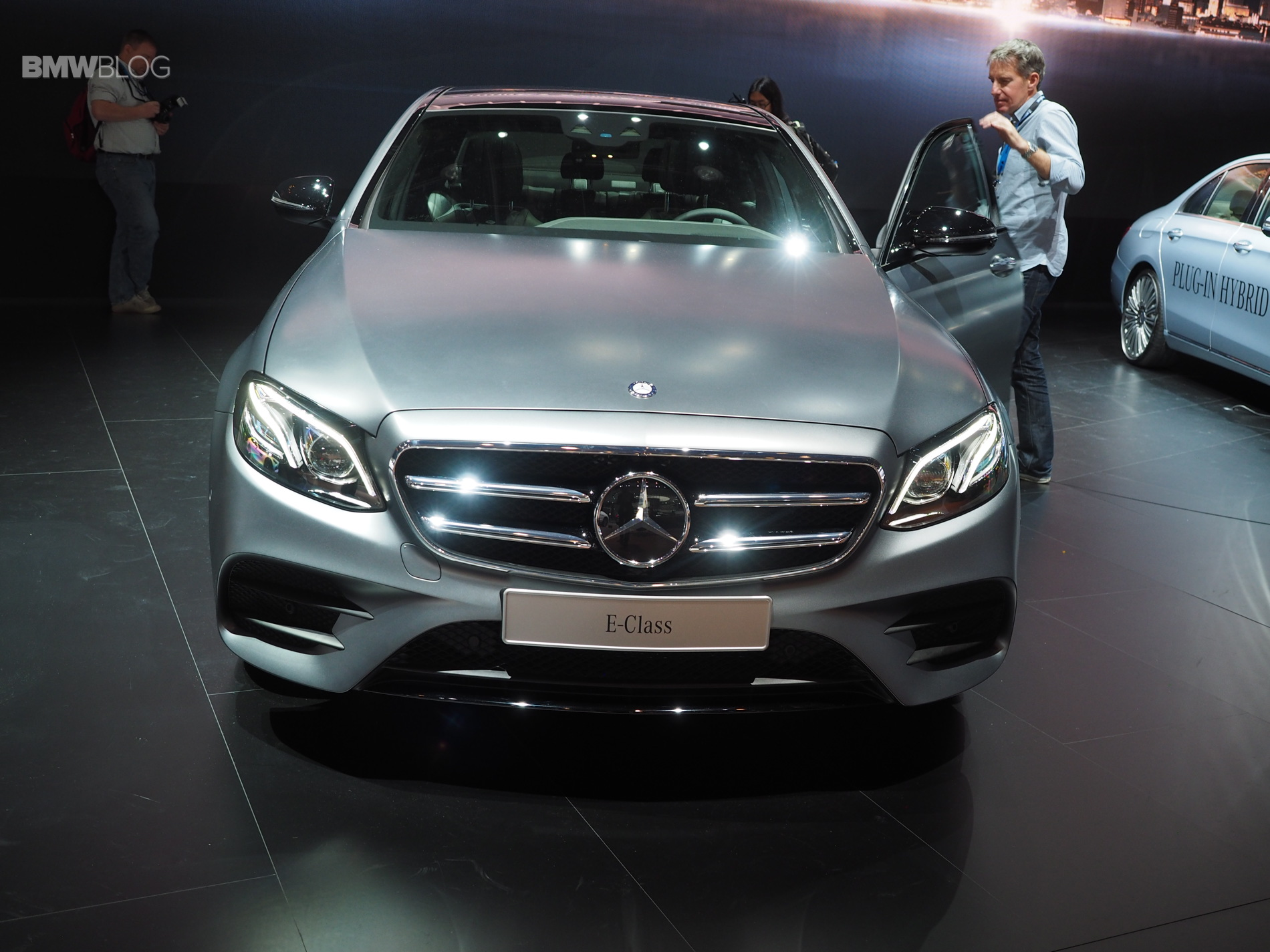 New Mercedes Benz E Cl Launches In Detroit As Bmw S 5 Series Newest Compeor