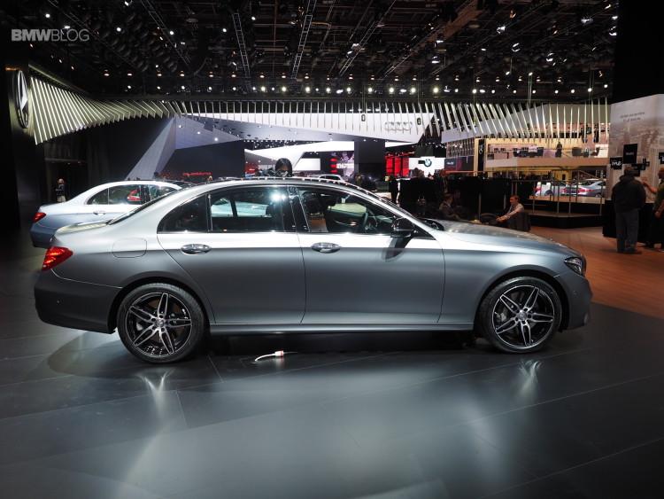 2016 Mercedes Benz E Class images detroit 51 750x563