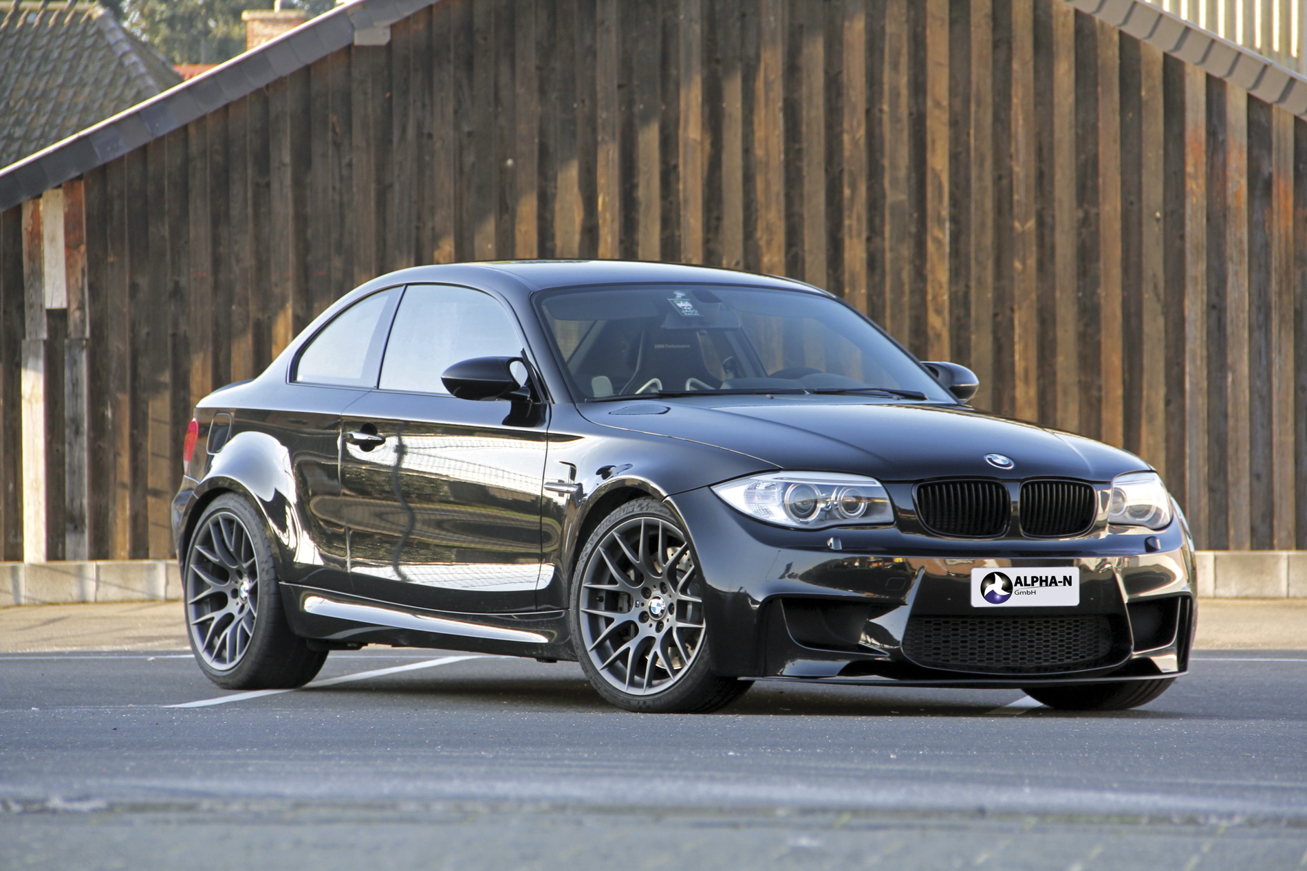 Alpha N Performance 564 hp BMW 1 Series M Coupe1