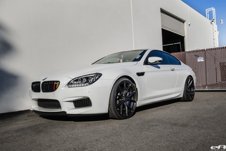 Alpine White BMW M6 Project By European Auto Source 4 750x500