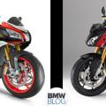 Aprilia Tuono 1100 RR BMW S 1000 RR 120x120