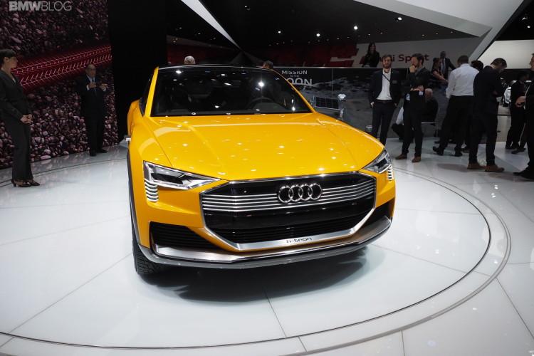 Audi Auto h tron Quattro Concept images 8 750x500