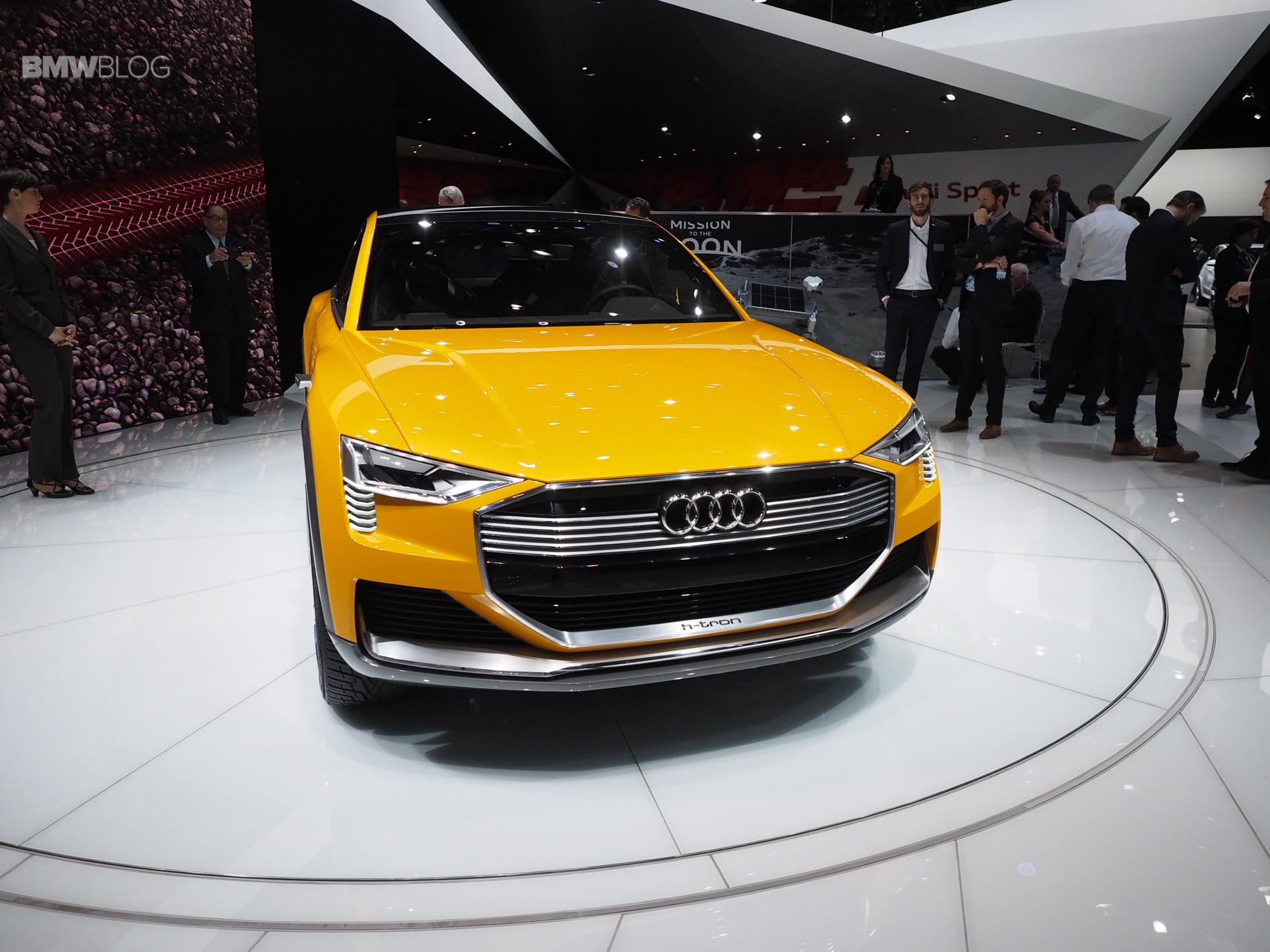 Audi Auto h tron Quattro Concept images 8