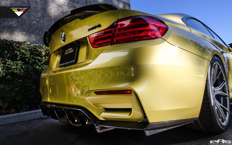 Austin Yellow BMW F82 M4 By European Auto Source 14 750x469