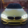 Austin Yellow BMW F82 M4 By European Auto Source