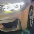 Austin Yellow BMW F82 M4 By European Auto Source