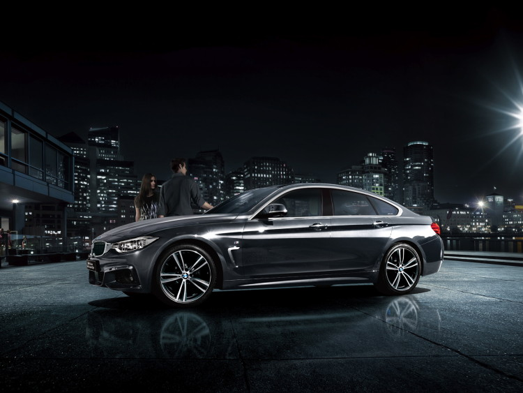 BMW 4 Series Gran Coupe in style 5 750x563