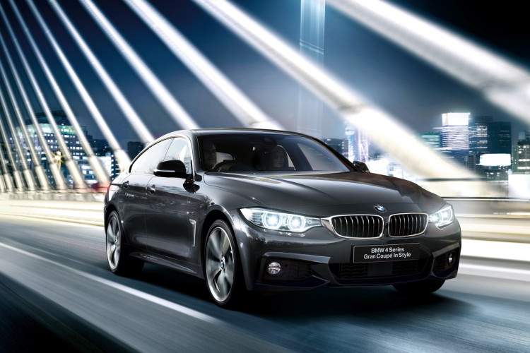 BMW 4 Series Gran Coupe in style 6 750x500