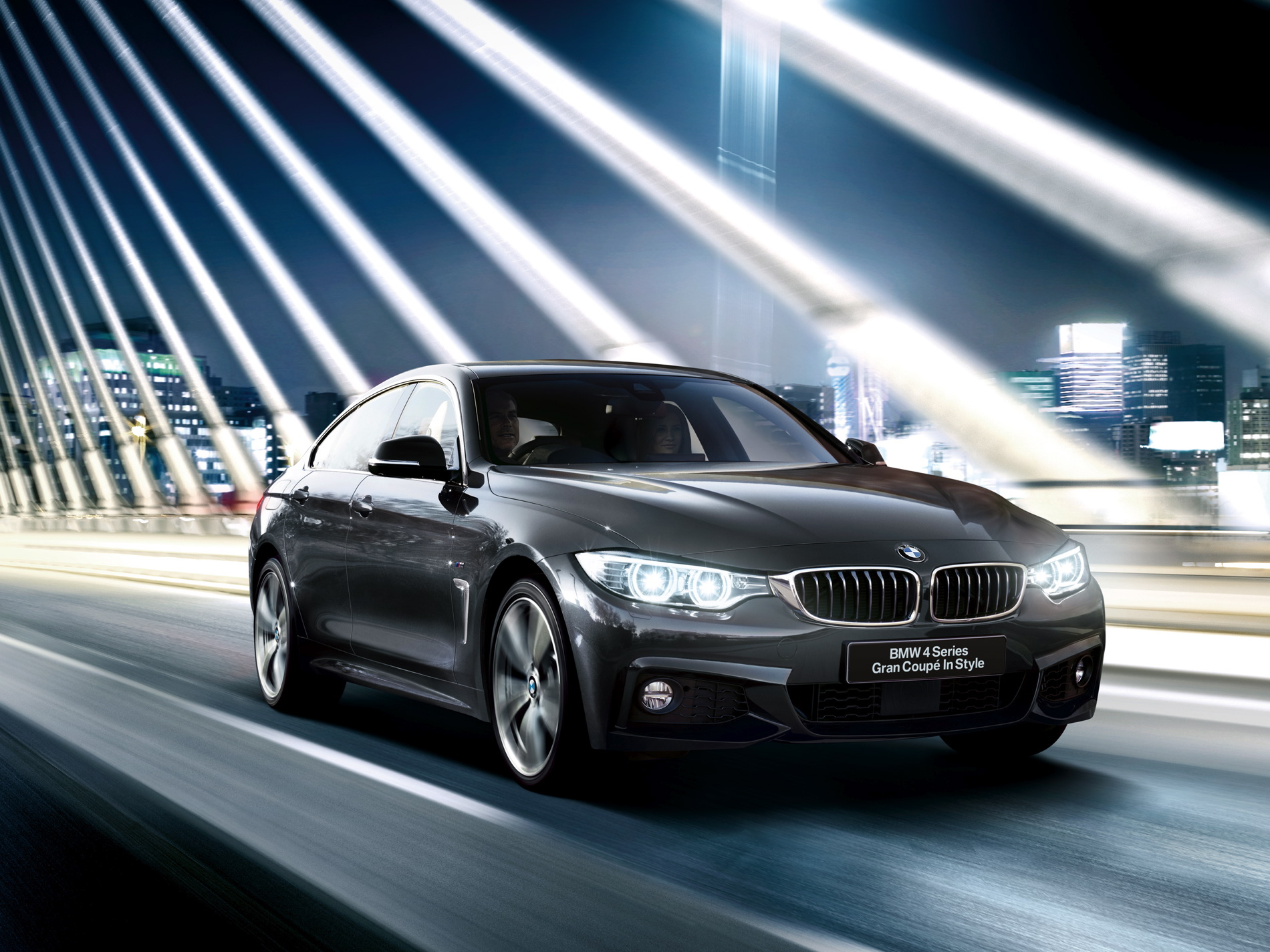BMW 4 Series Gran Coupe in style 6
