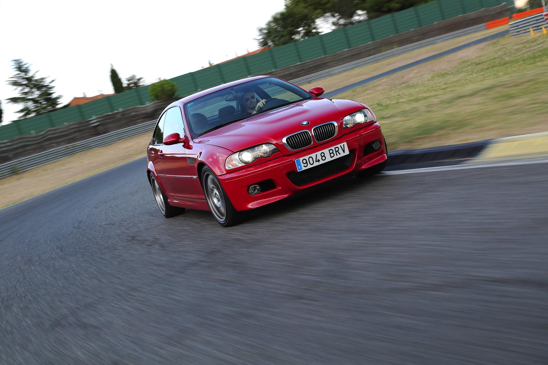 BMW M3 E46 track images 4