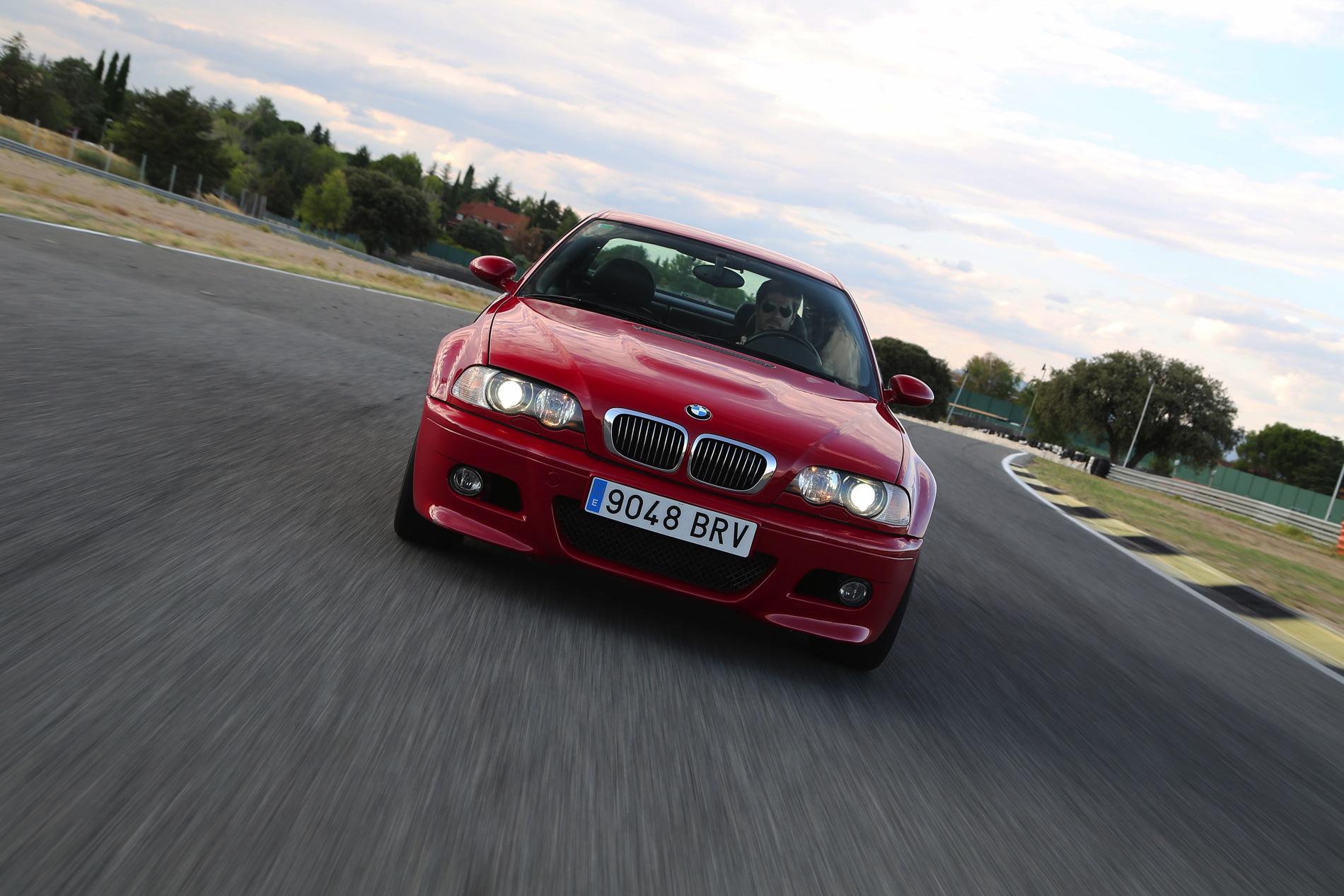 BMW M3 E46 track images 5