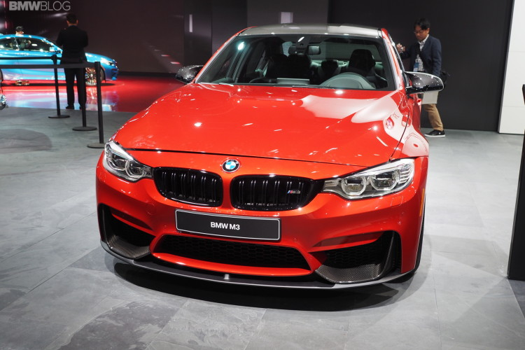 BMW M3 Sakhir Orange M Performance Parts 12 750x500