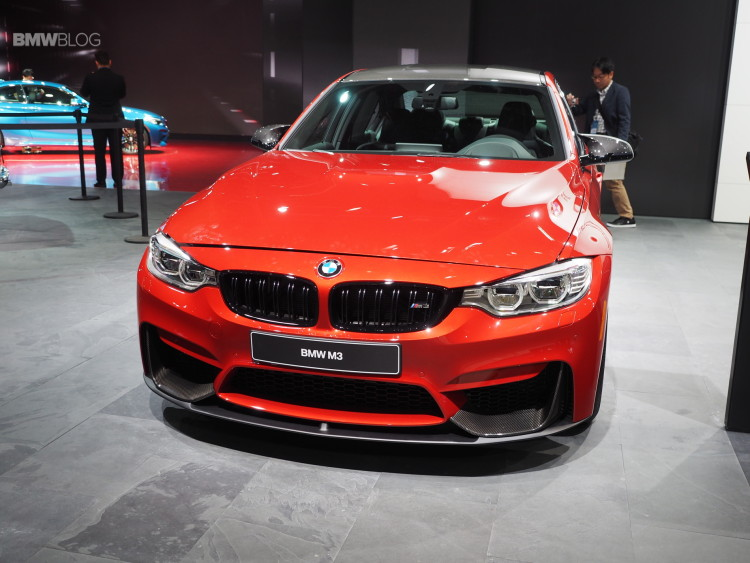 BMW M3 Sakhir Orange M Performance Parts 12 750x563