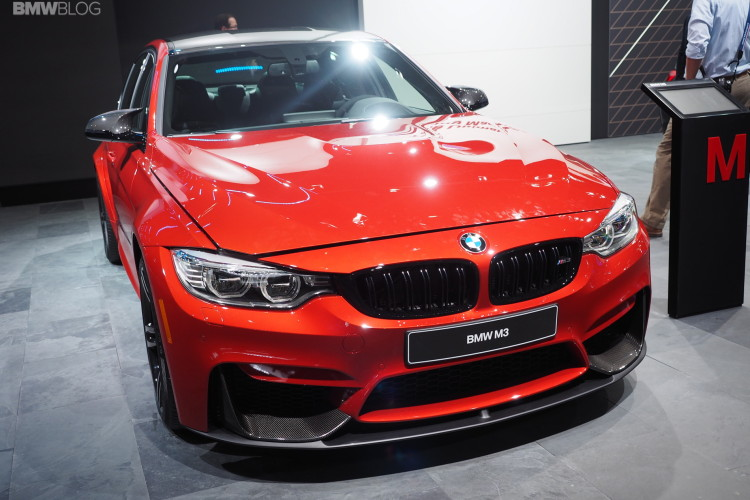 BMW M3 Sakhir Orange M Performance Parts 13 750x500