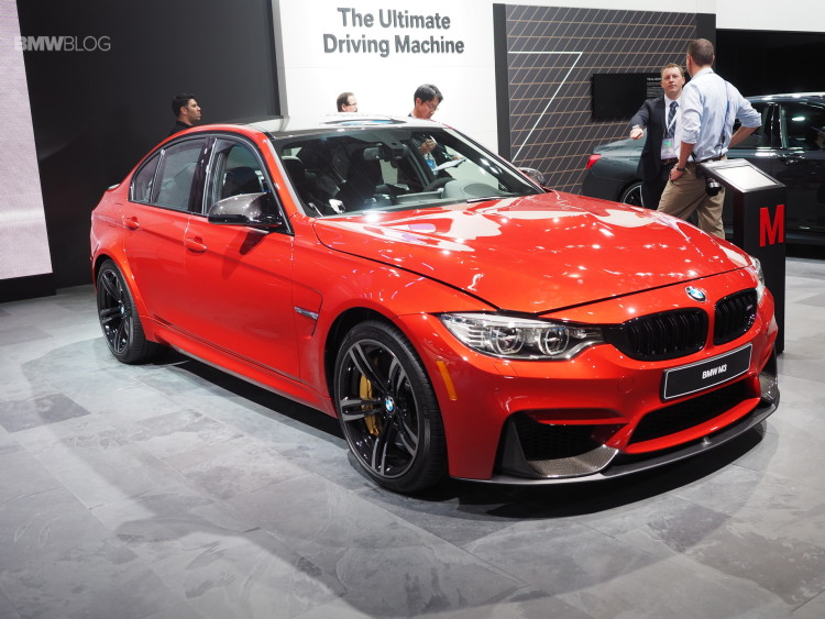 BMW M3 Sakhir Orange M Performance Parts 14 750x563