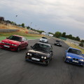 BMW M3 generations photoshoot 7 120x120