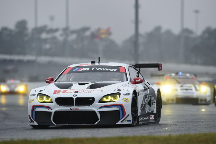 BMW M6 GTLM Daytona 24hr 13 750x499