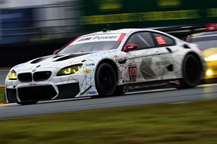 BMW M6 GTLM Daytona 24hr 27 750x499