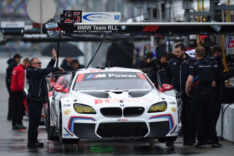BMW M6 GTLM Daytona 24hr 36 750x500