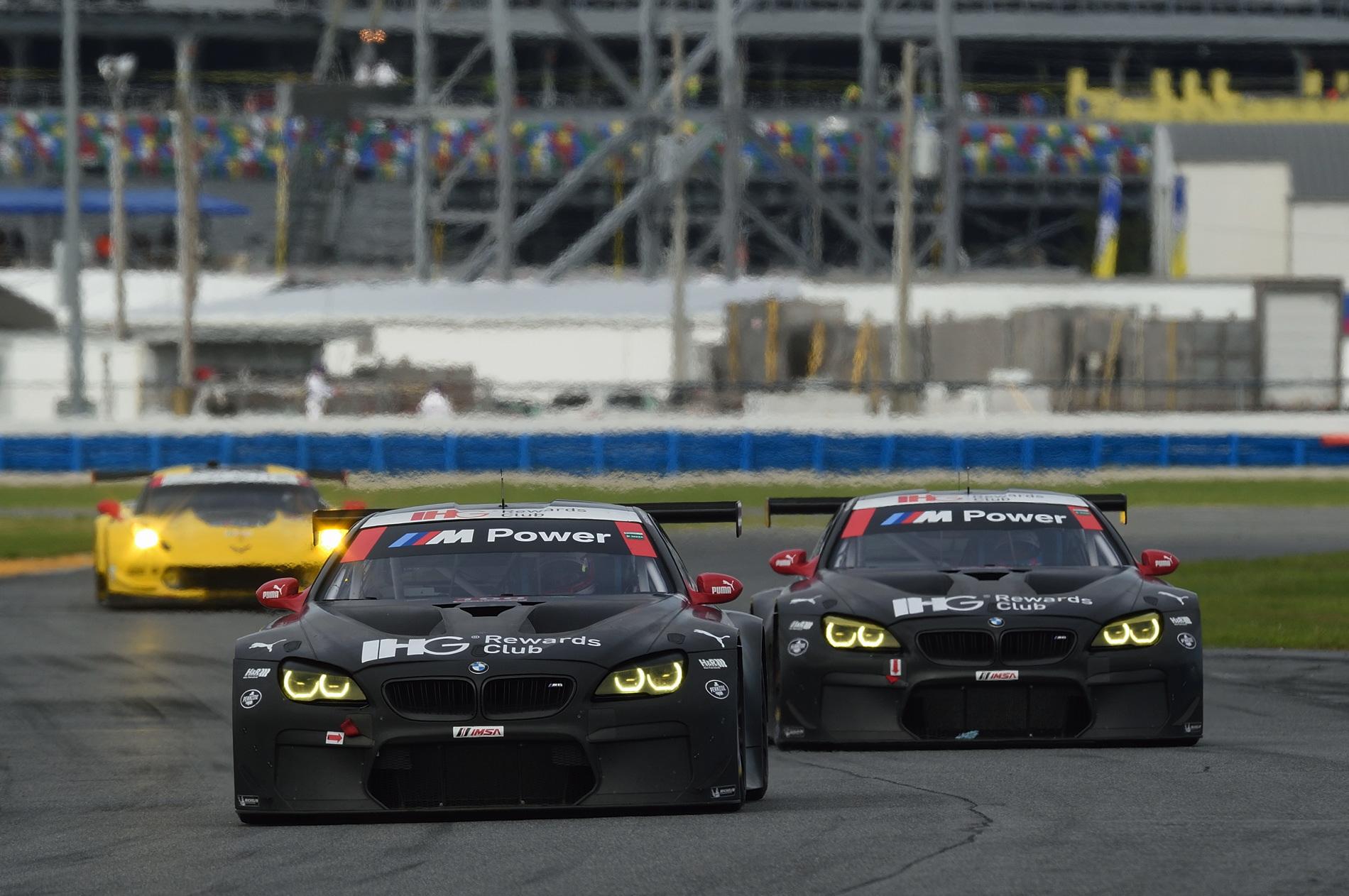 BMW M6 GTLM Daytona 3