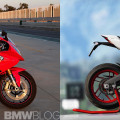 BMW S 1000 RR Ducati 959 Panigale 120x120