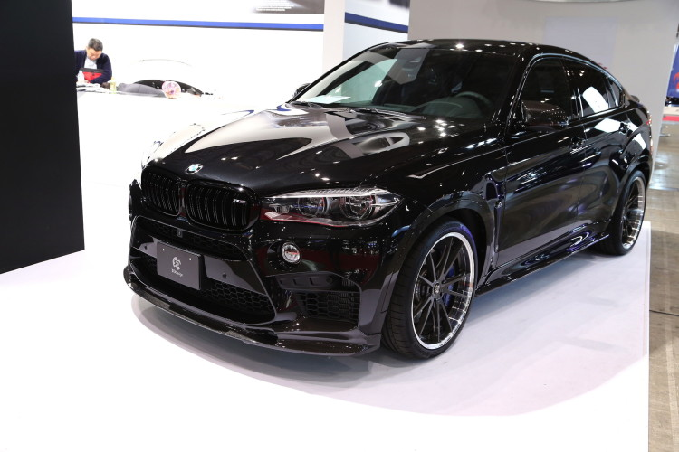 BMW X6 M 3D Design 5 750x500